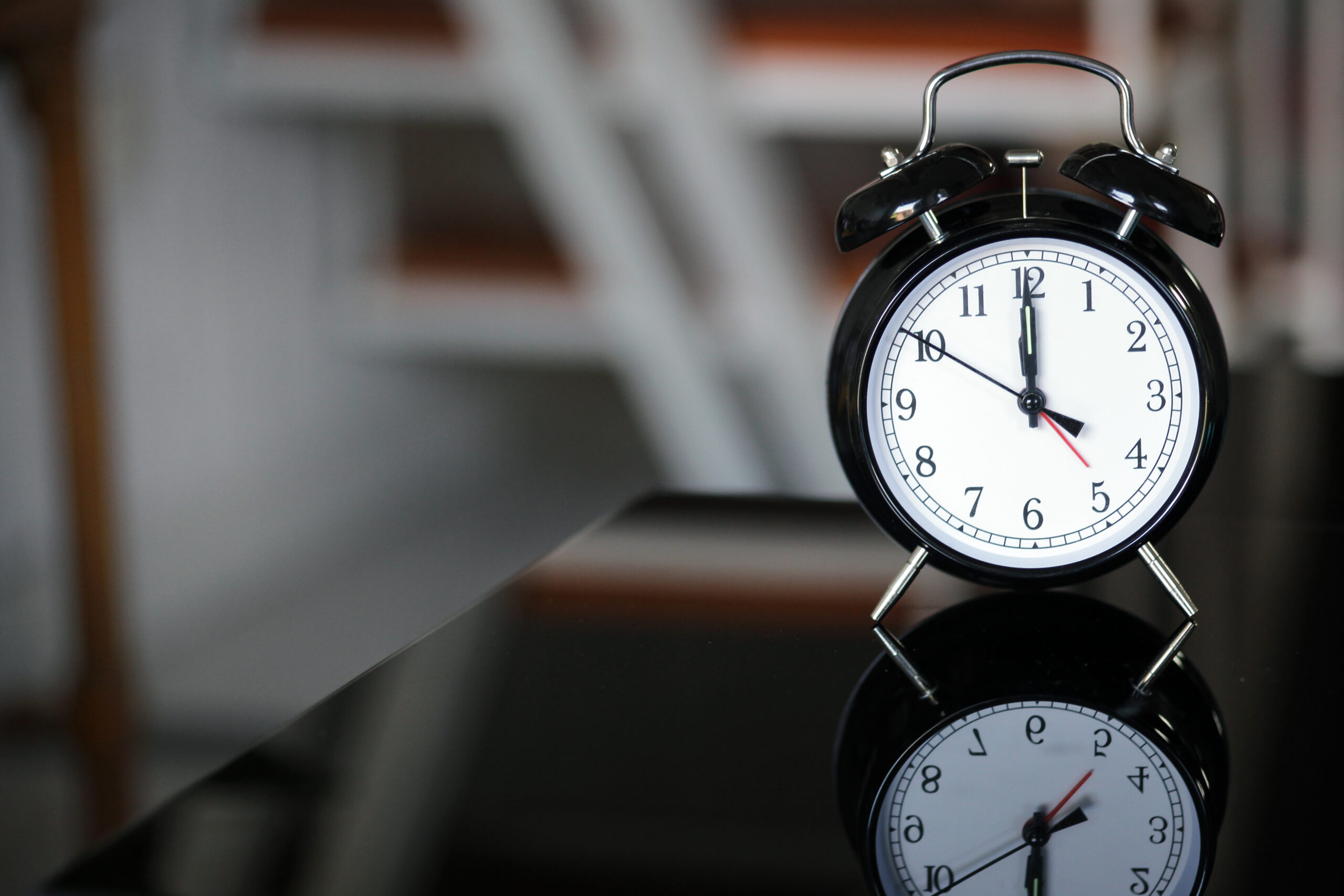 Set a sleep schedule and be consistent.