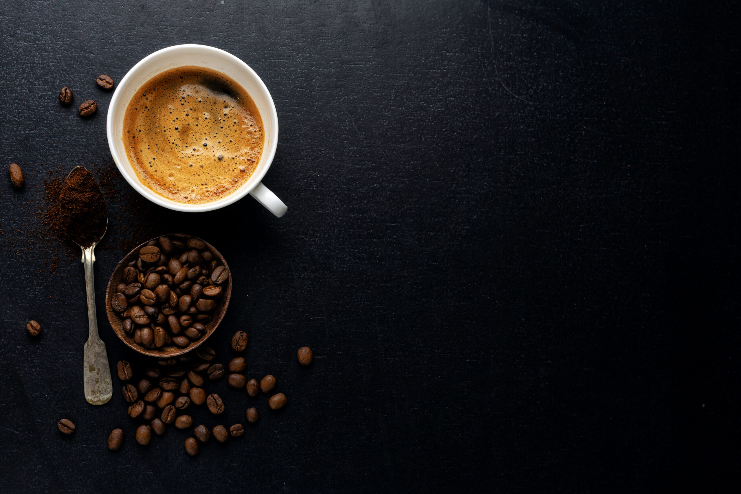 Avoid caffeine late in the day to prevent sleeping issues.